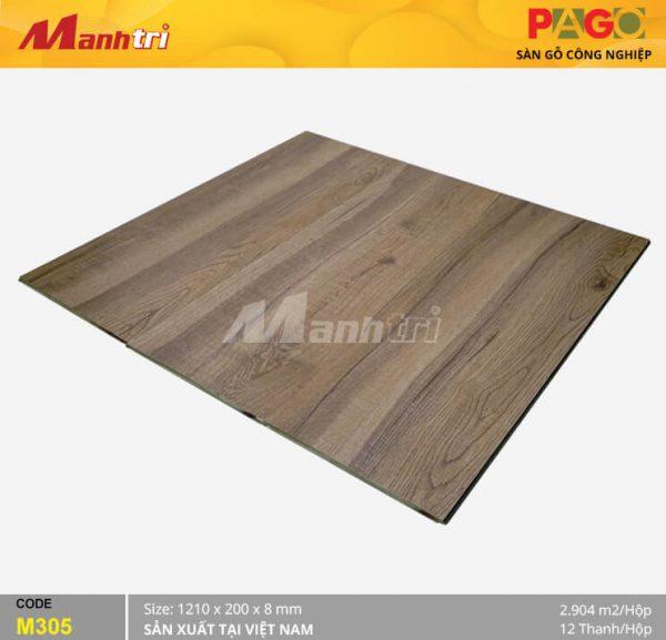 Sàn gỗ Pago M305 hình 2