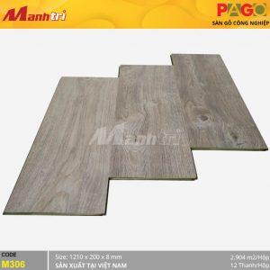 Sàn gỗ Pago M306 hình 1