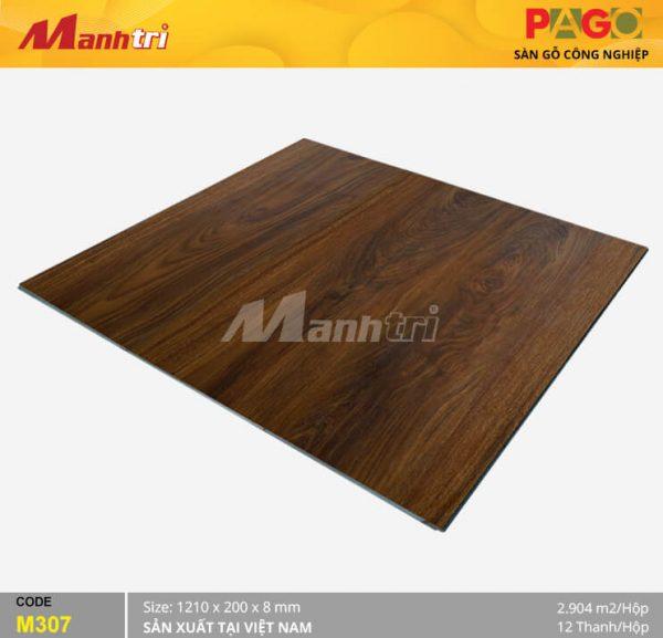 Sàn gỗ Pago M307 hình 1