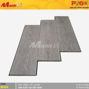 Sàn gỗ Pago hình 1