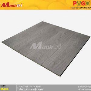 Sàn gỗ Pago hình 2