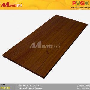Sàn gỗ Pago PG116 hình 1