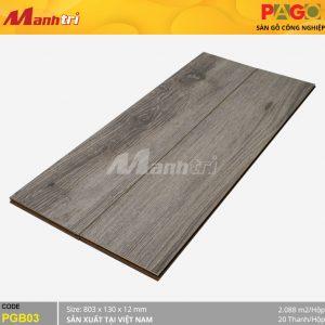 Sàn gỗ Pago PGB03 hình 1