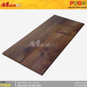 Sàn gỗ Pago PGB hình 2