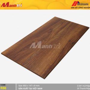 Sàn gỗ Redsun R86 hình 1