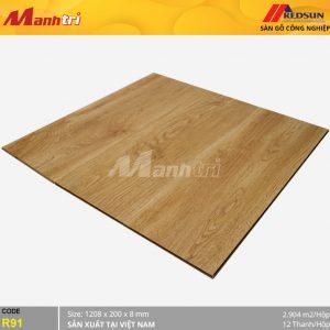 Sàn gỗ Redsun R91 hình 1