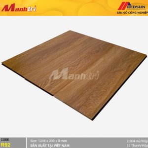 Sàn gỗ Redsun R92 hình 1