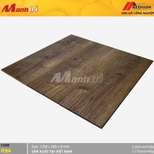 Sàn gỗ Redsun R94b hình 1