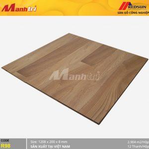 Sàn gỗ Redsun R95 hình 1