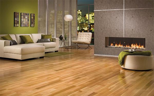 sàn gỗ chung cư Rainforest