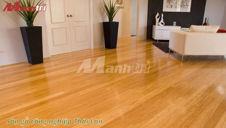 Sàn gỗ Thái Lan sang trọng, tinh tế và hiện đại