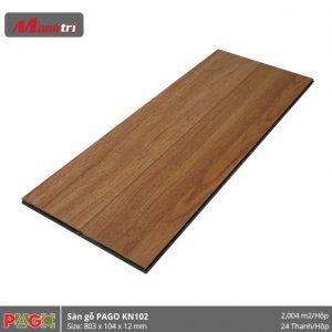 Sàn gỗ Pago KN102 hình 1