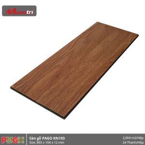 Sàn gỗ Pago KN103 hình 1