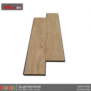 Sàn gỗ Pago KN109 hình 2