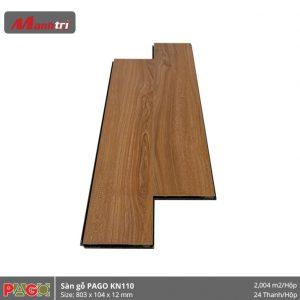 Sàn gỗ Pago KN110 hình 1