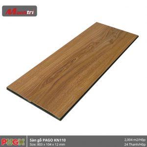 Sàn gỗ Pago KN110 hình 2