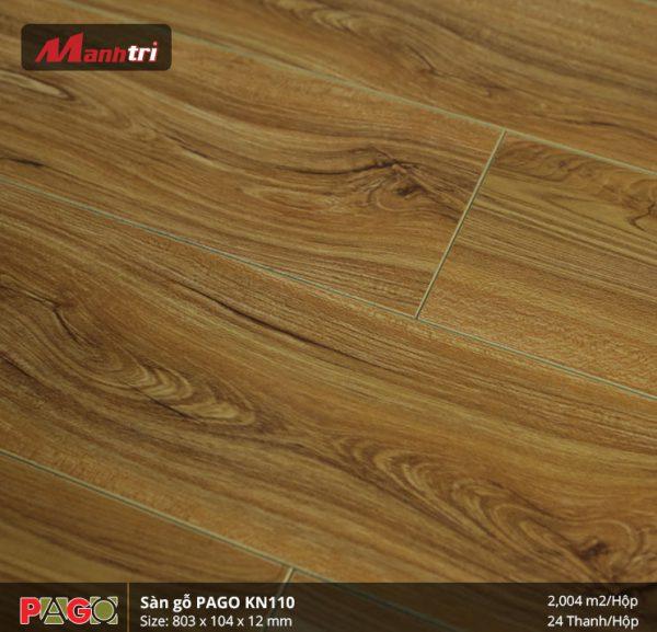 Sàn gỗ Pago KN110 hình 3