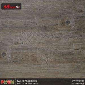 Sàn gỗ Pago M306 hình 3
