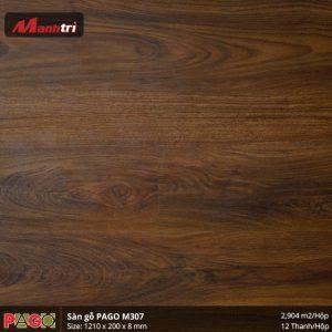 Sàn gỗ Pago M307 hình 3
