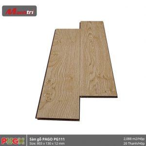 Sàn gỗ Pago PG111 hình 1