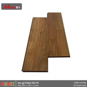 Sàn gỗ Pago PG119 hình 1
