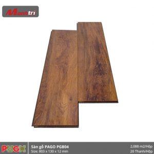 Sàn gỗ Pago PGB04 hình 1