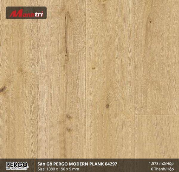 sàn gỗ pergo Modern Plank 04297 hình 1