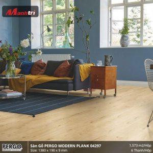 sàn gỗ pergo Modern Plank 04297 hình 2