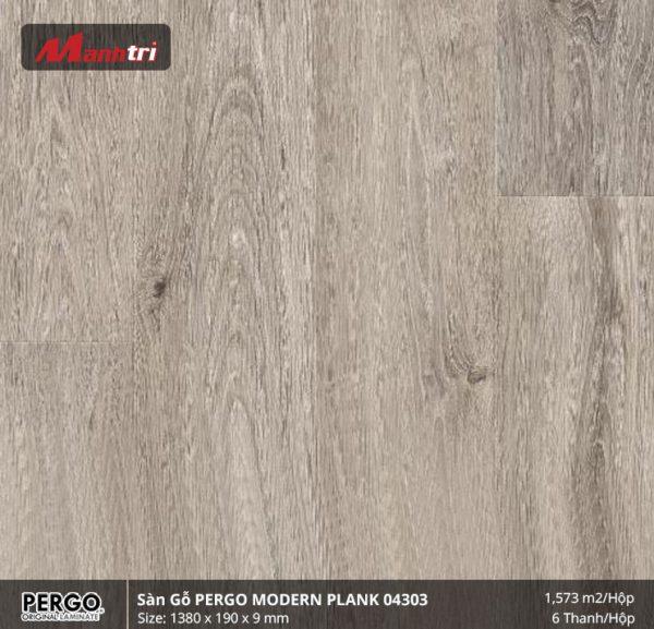 sàn gỗ pergo Modern Plank 04303 hình 1