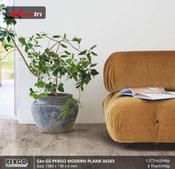 sàn gỗ pergo Modern Plank 04303 hình 2