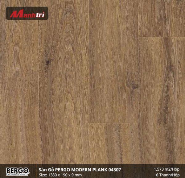 sàn gỗ pergo Modern Plank 04307 hình 1