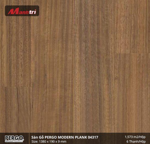 sàn gỗ pergo Modern Plank 04317 hình 1