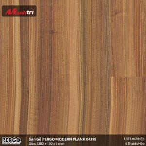 sàn gỗ pergo Modern Plank 04319 hình 1