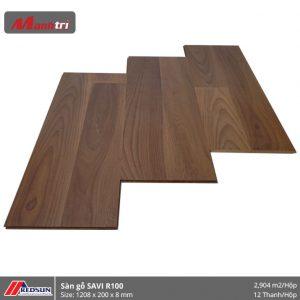 Sàn gỗ Redsun R100 hình 1