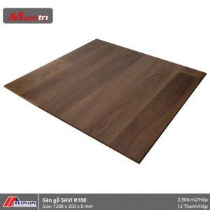 Sàn gỗ Redsun R100 hình 2