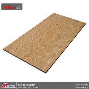 Sàn gỗ Redsun R81 hình 1