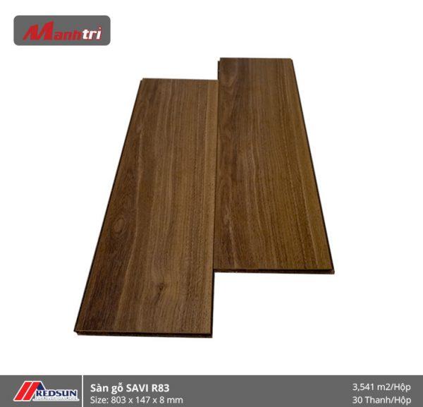 Sàn gỗ Redsun R83 hình 1