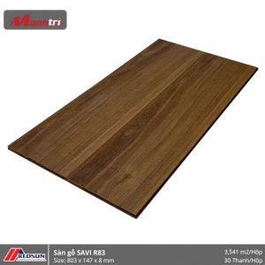 Sàn gỗ Redsun R83 hình 2