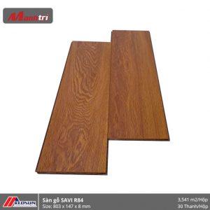 Sàn gỗ Redsun R84 hình 1