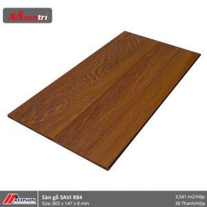 Sàn gỗ Redsun R84 hình 2