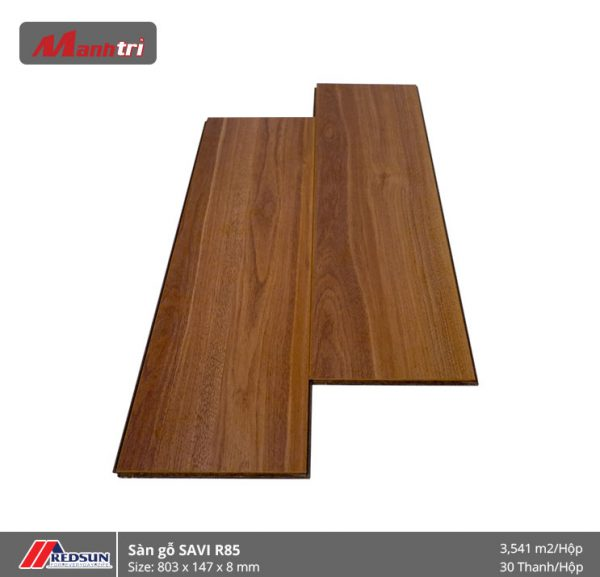 Sàn gỗ Redsun R85 hình 1
