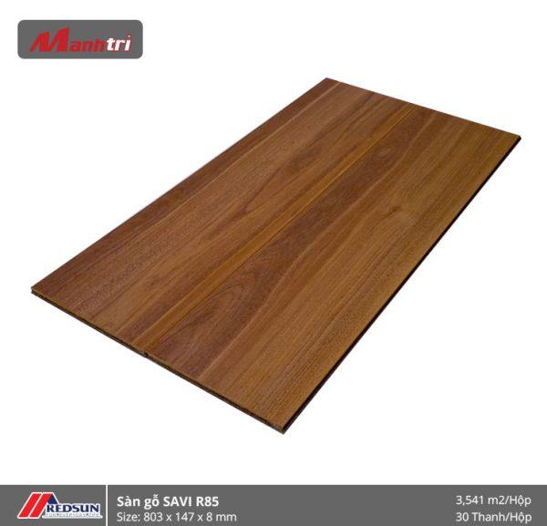 Sàn gỗ Redsun R85 hình 2