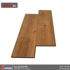 Sàn gỗ Redsun R87 hình 1