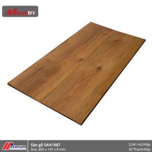 Sàn gỗ Redsun R87 hình 2
