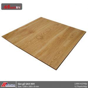 Sàn gỗ Redsun R91 hình 2