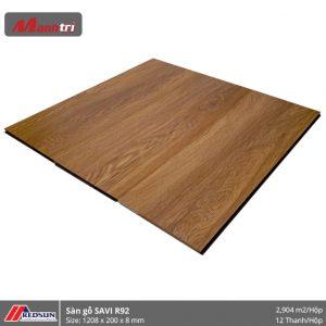 Sàn gỗ Redsun R92 hình 2