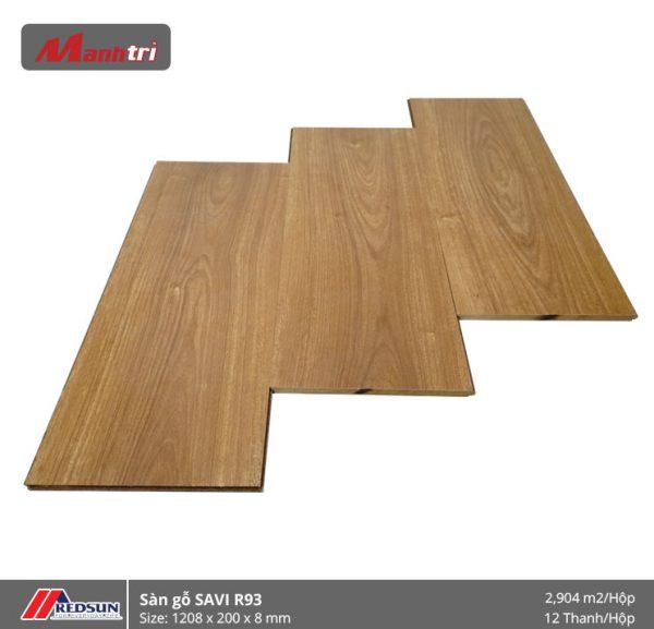 Sàn gỗ Redsun R93 hình 1