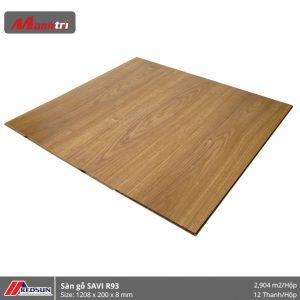 Sàn gỗ Redsun R93 hình 2