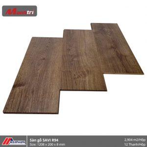 Sàn gỗ Redsun R94 hình 1