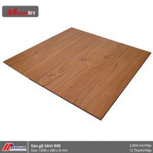 Sàn gỗ Redsun R95 hình 2